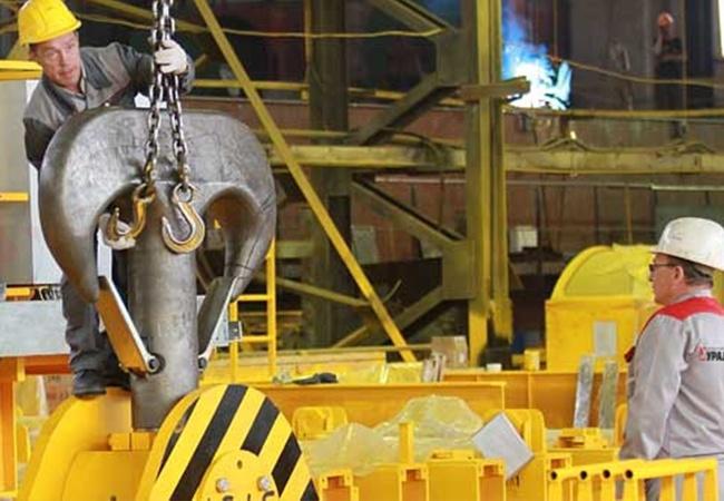 Крановый завод, завод грузоподъемного оорудования, завод Роскран, Роскран, промышленные краны, мостовой кран